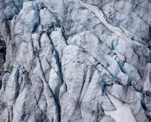 Eisbruch am Großvenediger