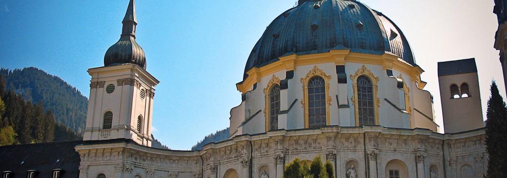 Die prächtige Ettaler Basilika