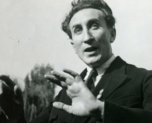 Schulleiter Kurt Thomas